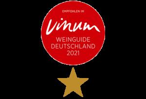 Auszeichnung Vinum